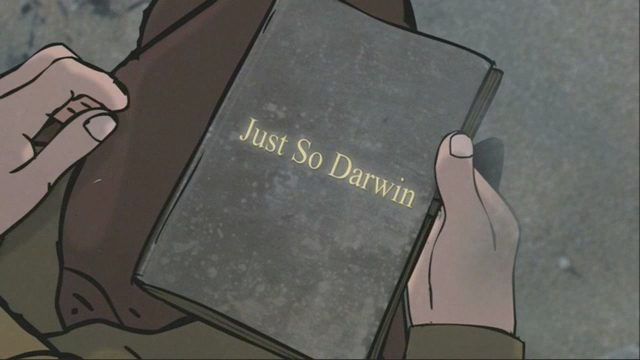 Darwin title