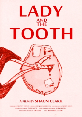 Lady And The Tooth Poster