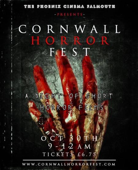 cornwall horror fest